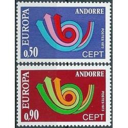 Andorra (french) 1973....