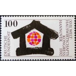 Vokietija 1992. Būsto...