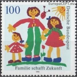 Vokietija 1992. Šeima