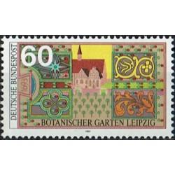 Vokietija 1992. Botanikos...
