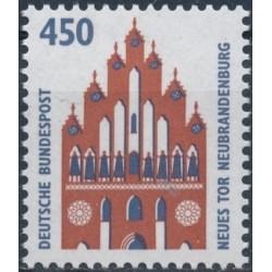 Vokietija 1992. Architektūra