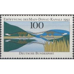 Germany 1992. Main–Danube...