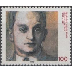 Vokietija 1992. Rašytojas