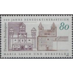 Germany 1993. Benedictine...