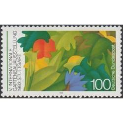 Vokietija 1993. Sodininkystė