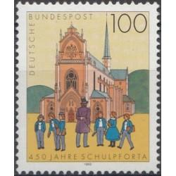 Germany 1993. Pforta monastery
