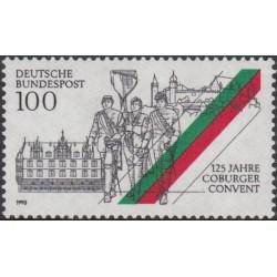 Germany 1993. Coburger Convent