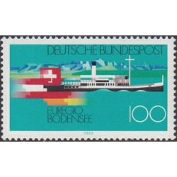 Germany 1993. Euregio Bodensee