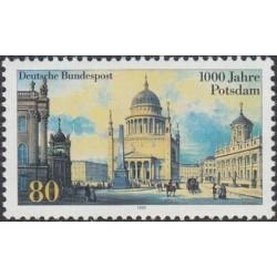 Vokietija 1993. Potsdamo...