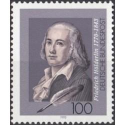 Vokietija 1993. Rašytojas