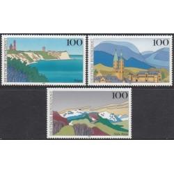 Germany 1993. Landscapes