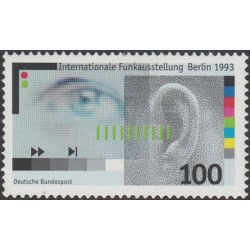 Germany 1993. Berlin Radio...