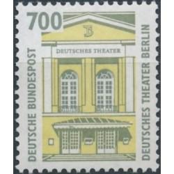 Vokietija 1993. Architektūra