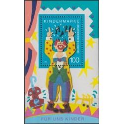 Germany 1993. Clown