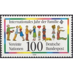 Germany 1994. Year of the...