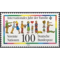 Vokietija 1994. Šeimos metai