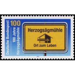Germany 1994. Labour colony