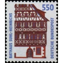 Vokietija 1994. Architektūra