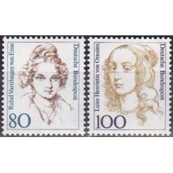 Vokietija 1994. Žymios moterys
