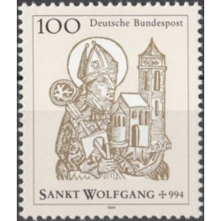 Germany 1994. Saint Wolfgang