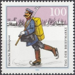 Germany 1994. Stamp Day
