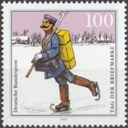 Vokietija 1994. Pašto...