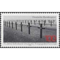 Vokietija 1994. Karo aukos