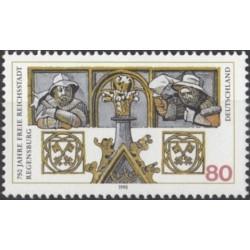 Germany 1995. History of...