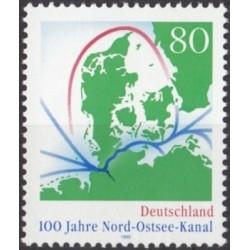 Vokietija 1995. Kanalas...