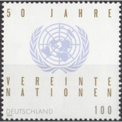Germany 1995. United Nations