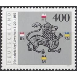 Germany 1995. Heinrich der...