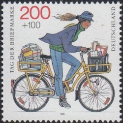 Germany 1995. Stamp Day