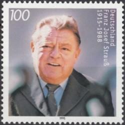 Germany 1995. Politician