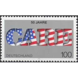 Germany 1995. CARE (relief...