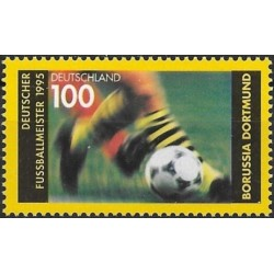 Germany 1995. Soccer...