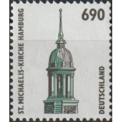 Vokietija 1996. Bažnyčia...