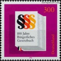 Germany 1996. Civil code of...