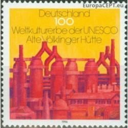 Vokietija 1996. Pramonės...