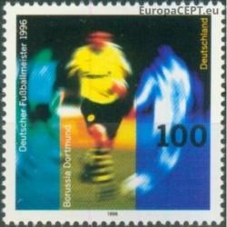 Germany 1996. Soccer...