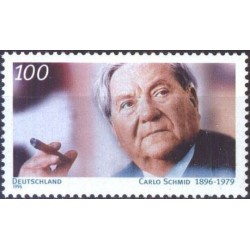 Germany 1996. Politician