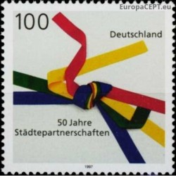 Germany 1997. City partnership