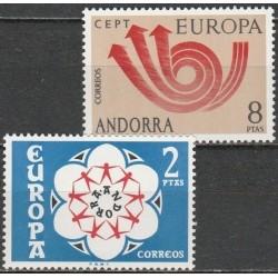 Andorra (spanish) 1973....