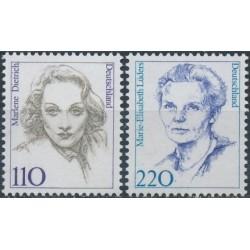 Vokietija 1997. Žymios moterys