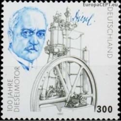 Germany 1997. Rudolf Diesel...