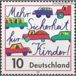 Germany 1997. Road traffic...