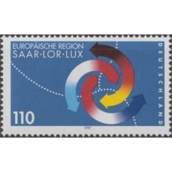 Germany 1997. Saar-Lor-Lux...