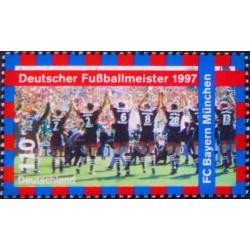 Germany 1997. Soccer...