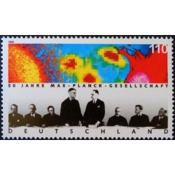 Germany 1998. Max Planck...