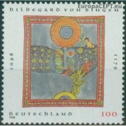 Germany 1998. St. Hildegard...