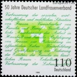 Germany 1998. Women